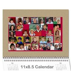 Marieorder By Janyce Schietzelt   Wall Calendar 11  X 8 5  (12 Months)   Tzoc0izt3ftv   Www Artscow Com Cover