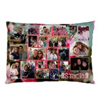 stacias breast cancer pillow - Pillow Case