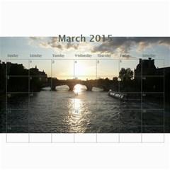 Ma Calendar By Neel Das   Wall Calendar 11  X 8 5  (18 Months)   My6uqzdn0v1w   Www Artscow Com Mar 2015