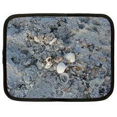 Sea Shells On The Shore Netbook Case (xl) by createdbylk