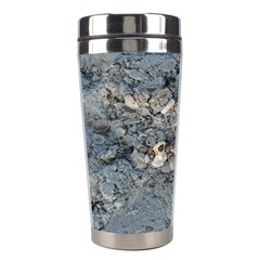 Sea Shells On The Shore Stainless Steel Travel Tumbler by createdbylk