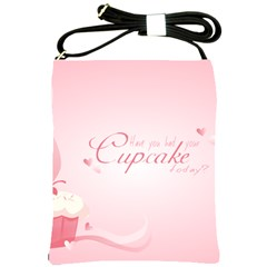 Cupcakesforall Shoulder Sling Bag by Contest1694379