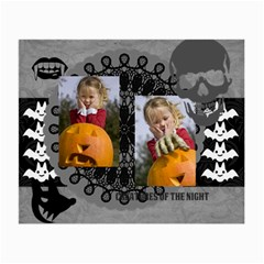 Helloween By Helloween   Small Glasses Cloth (2 Sides)   Zs9ix4gqub48   Www Artscow Com Front
