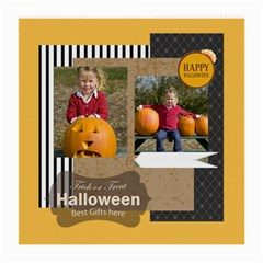 Helloween By Helloween   Medium Glasses Cloth (2 Sides)   Evyq240kvx8g   Www Artscow Com Front