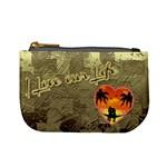 I Love Our Life coin purse - Mini Coin Purse