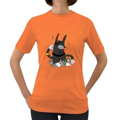 P4RTY G0D [OG] Womens' T-shirt (Colored)