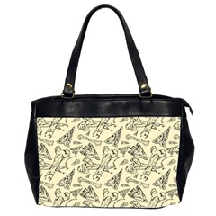 Bones & Arrows Oversize Office Handbag (two Sides) by Contest1719194
