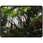 ForestBlanket - Fleece Blanket (Large)