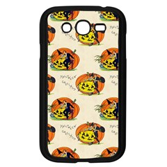 Hallowe en Greetings  Samsung I9082(Galaxy Grand DUOS)(Black) by EndlessVintage