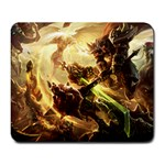 League of Legends - Yi and Morde Battle - Large Mousepad