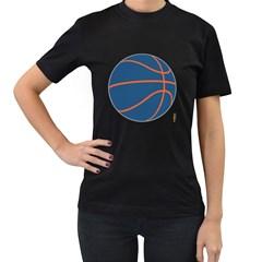 Charlotte Bobcats Womens' T Shirt (black) by fokbrosspeedcow