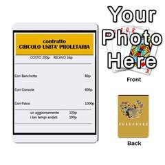Folkopoli By Moviolone   Playing Cards 54 Designs   9w3zrkkaamyw   Www Artscow Com Front - Spade5