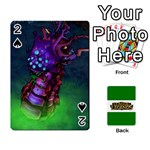 LOL-Matquy6cat card - Playing Cards 54 Designs