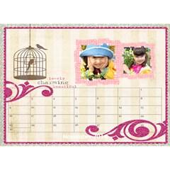 Year Of Calendar By C1   Desktop Calendar 8 5  X 6    1gkrmjicuzbo   Www Artscow Com Nov 2014