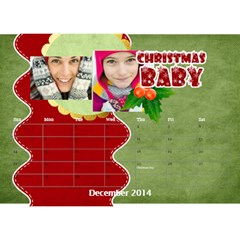 Year Of Calendar By C1   Desktop Calendar 8 5  X 6    1gkrmjicuzbo   Www Artscow Com Dec 2014