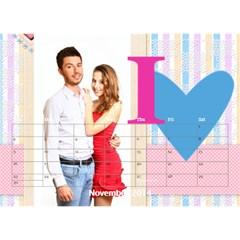Year Of Calendar By C1   Desktop Calendar 8 5  X 6    177pzjup5l9w   Www Artscow Com Nov 2014