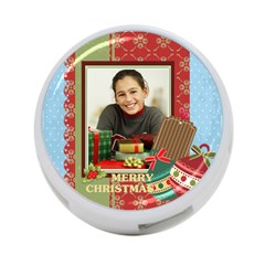 Christmas By Merry Christmas   4 Port Usb Hub (two Sides)   9c2ouy2sv0vk   Www Artscow Com Back