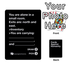 Cah Black Cards 5 By Steven   Playing Cards 54 Designs   Uy8uc10o8zpx   Www Artscow Com Front - Spade2