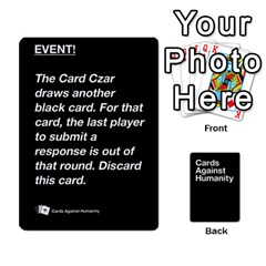 Cah Black Cards 5 By Steven   Playing Cards 54 Designs   Uy8uc10o8zpx   Www Artscow Com Front - Club10