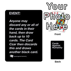 Jack Cah Black Cards 5 By Steven   Playing Cards 54 Designs   Uy8uc10o8zpx   Www Artscow Com Front - ClubJ