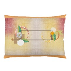 Girly Fairytale Pillow Case By Zornitza   Pillow Case (two Sides)   Zpr60yoa2q9v   Www Artscow Com Front