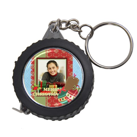 Merry Christmas By Merry Christmas   Measuring Tape   7etedarawds6   Www Artscow Com Front