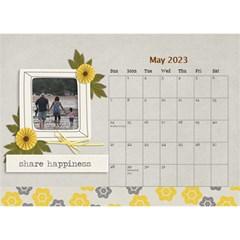 Desktop Calendar 8 5  X 6    Happiness By Jennyl   Desktop Calendar 8 5  X 6    79do6knomg65   Www Artscow Com May 2016