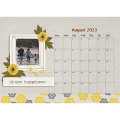 Desktop Calendar 8 5  X 6    Happiness By Jennyl   Desktop Calendar 8 5  X 6    79do6knomg65   Www Artscow Com Aug 2016