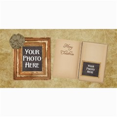 And To All A Good Night Card 3 By Lisa Minor   4  X 8  Photo Cards   67t6ch7j57h2   Www Artscow Com 8 x4 Photo Card - 9