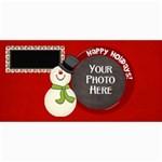 Joyful Joyful Card 1 - 4  x 8  Photo Cards