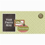 Peace Joy Love Card 1 - 4  x 8  Photo Cards
