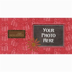 Peace Joy Love Card 2 By Lisa Minor   4  X 8  Photo Cards   B7u5391q0zr4   Www Artscow Com 8 x4 Photo Card - 6