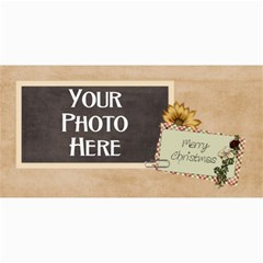 Thoughts Of Friendship Card 3 By Lisa Minor   4  X 8  Photo Cards   4tft4c79ij10   Www Artscow Com 8 x4 Photo Card - 3