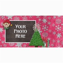 365 December Card 1 By Lisa Minor   4  X 8  Photo Cards   013ru1bs74ch   Www Artscow Com 8 x4 Photo Card - 1