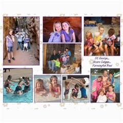 Miller Calendar 2014 By Anna   Wall Calendar 11  X 8 5  (12 Months)   98mggkc9ui9c   Www Artscow Com Month