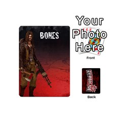 Zombicide Survivors Honk Nokyoko Small By Dean   Playing Cards 54 (mini)   9d558w0tp1sb   Www Artscow Com Front - Spade4