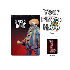 Zombicide Survivors Honk Nokyoko Small By Dean   Playing Cards 54 (mini)   9d558w0tp1sb   Www Artscow Com Front - Diamond10