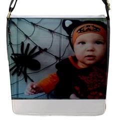 Wp 003147 2 Flap Closure Messenger Bag (small) by tammystotesandtreasures