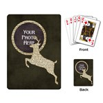 And to All a Good Night Playing Cards 3 - Playing Cards Single Design