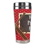 Thoughts of Friendship Tumbler 1 - Stainless Steel Travel Tumbler