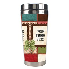 Thoughts Of Friendship Mug 2 By Lisa Minor   Stainless Steel Travel Tumbler   6o2pwv1mqexu   Www Artscow Com Right