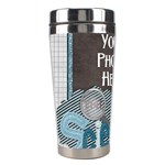 Learn Discover Explore Tumbler 1 - Stainless Steel Travel Tumbler