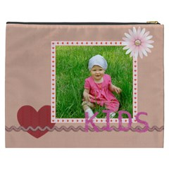Kids By Jacob   Cosmetic Bag (xxxl)   Nluoiu8zq0uc   Www Artscow Com Back