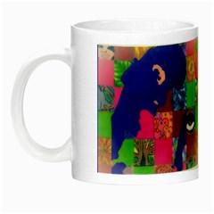 Busy Work Glow in the Dark Mug by JacklyneMae