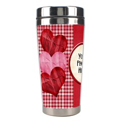 Sweetie Tumbler 2 By Lisa Minor   Stainless Steel Travel Tumbler   3z268r2ns7qq   Www Artscow Com Left