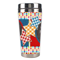 Carnival Tumbler 1 By Lisa Minor   Stainless Steel Travel Tumbler   0sca69r8aizu   Www Artscow Com Center