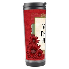 Thoughts Of Friendship Tumbler P3 By Lisa Minor   Travel Tumbler   16p73ux799dz   Www Artscow Com Left