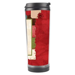 Thoughts Of Friendship Tumbler P3 By Lisa Minor   Travel Tumbler   16p73ux799dz   Www Artscow Com Right