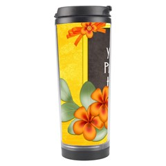 Flower Tumbler P1 By Lisa Minor   Travel Tumbler   Rxgk7oghraid   Www Artscow Com Left