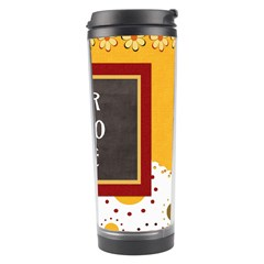 Tangerine Breeze Tumbler P1 By Lisa Minor   Travel Tumbler   Jue562kobm07   Www Artscow Com Right